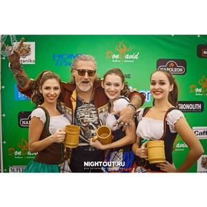 7 октября Octoberfest успешно добрался до Подмосковья.