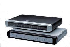 � ������� ����������� ���������� VoIP ������ Grandstream GXW-4004 � GXW-4008