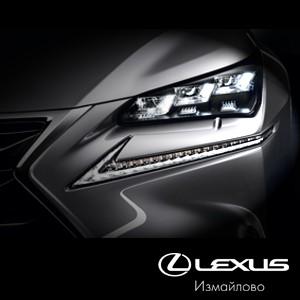 Лексус-Измайлово принимает заказы на новый Lexus NX