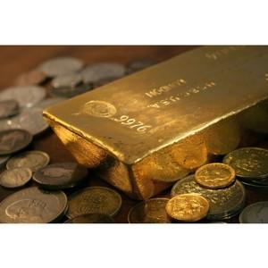 Цена на золото растёт и ценный актив приносит всё больше дохода своим владельцам.