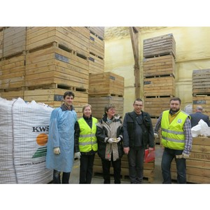 О визите специалистов ФГБУ «ВНИИКР» в Германию и Францию в составе делегации Россельхознадзора
