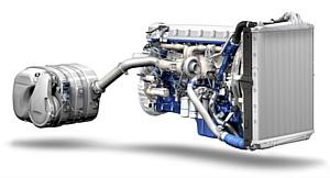 Volvo ������������ ����� ���������, ��������������� ������ ����������� Euro 6
