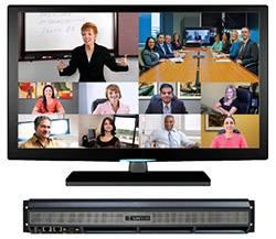 LifeSize Bridge - идеальное решение для HD-видеоконференций