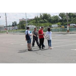 Активисты ОНФ информируют жителей Мордовии о своих проектах