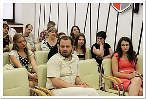Пять поэтов за три дня — ростовский Поэтический уик-энд