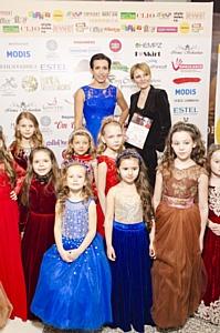 В Москве прошел III Международный благотворительный fashion-марафон #Отсердцаксердцу
