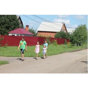 Активисты ОНФ Мордовии проверили качество дорог в селе Куликовка