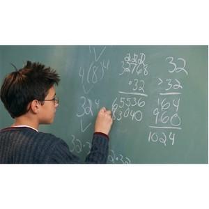 Дети казанской Школы «Изумрудный город» в Казани начали изучать математику по методике Абрамсона