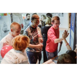 Международный волонтерский форум в «Маринс Парк Отель Нижний Новгород»
