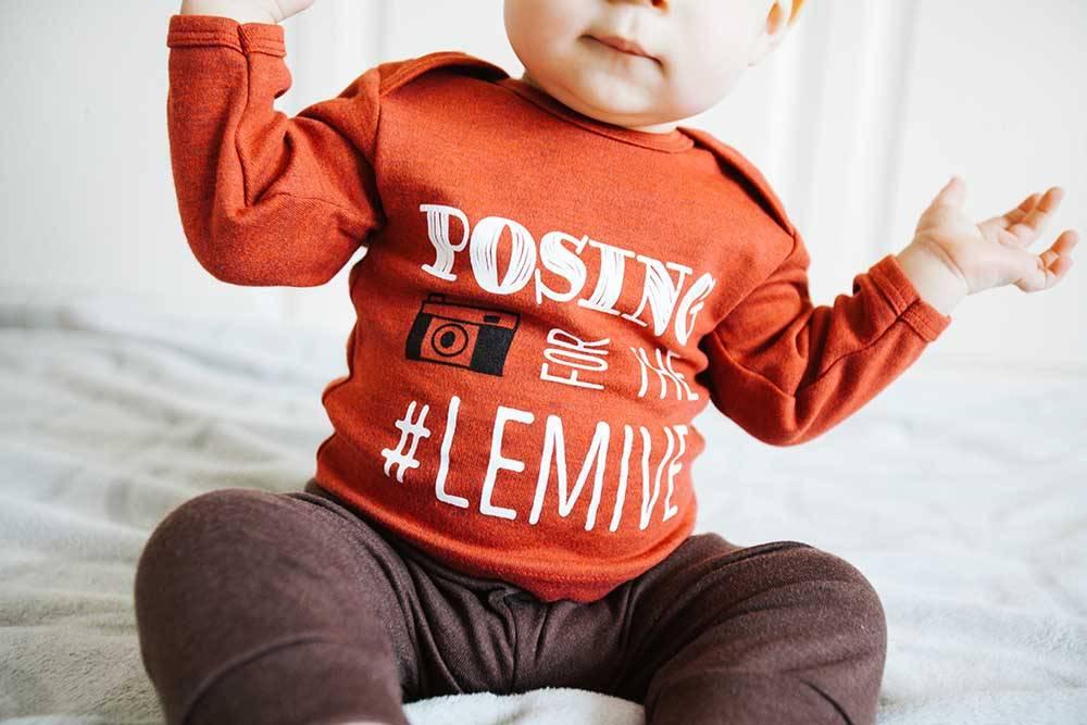 Lemive – проект франчайзинга по продаже трикотажа для новорожденных и детей ясельного возраста