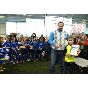 В Новосибирске прошел межрегиональный детский турнир по футболу на призы банка «Открытие»
