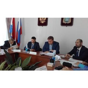 ОНФ обсудил предложения относительно реорганизации «Почты России»