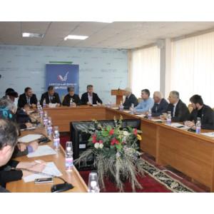 Активисты ОНФ в Чечне провели заседание регионального штаба Народного фронта