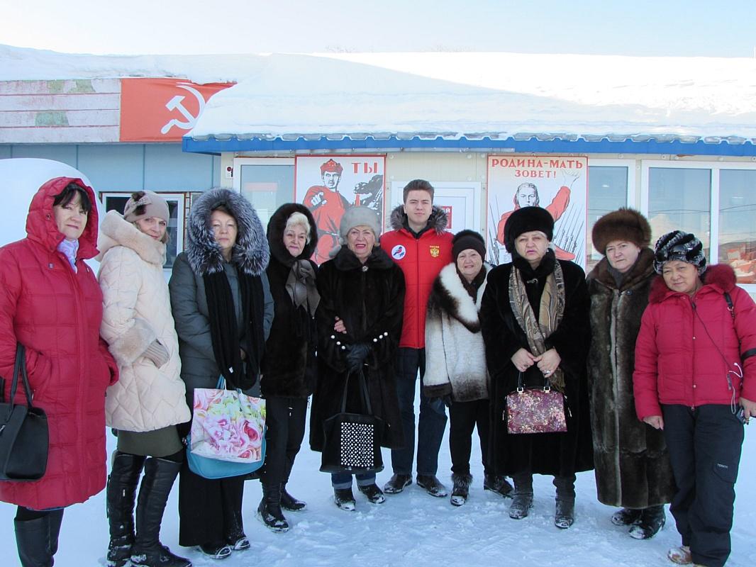 Активисты ОНФ на Камчатке проводят акции, направленные на укрепление связи поколений