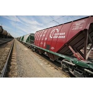 ПГК увеличила объемы перевозок минераловозами на полигоне СКЖД