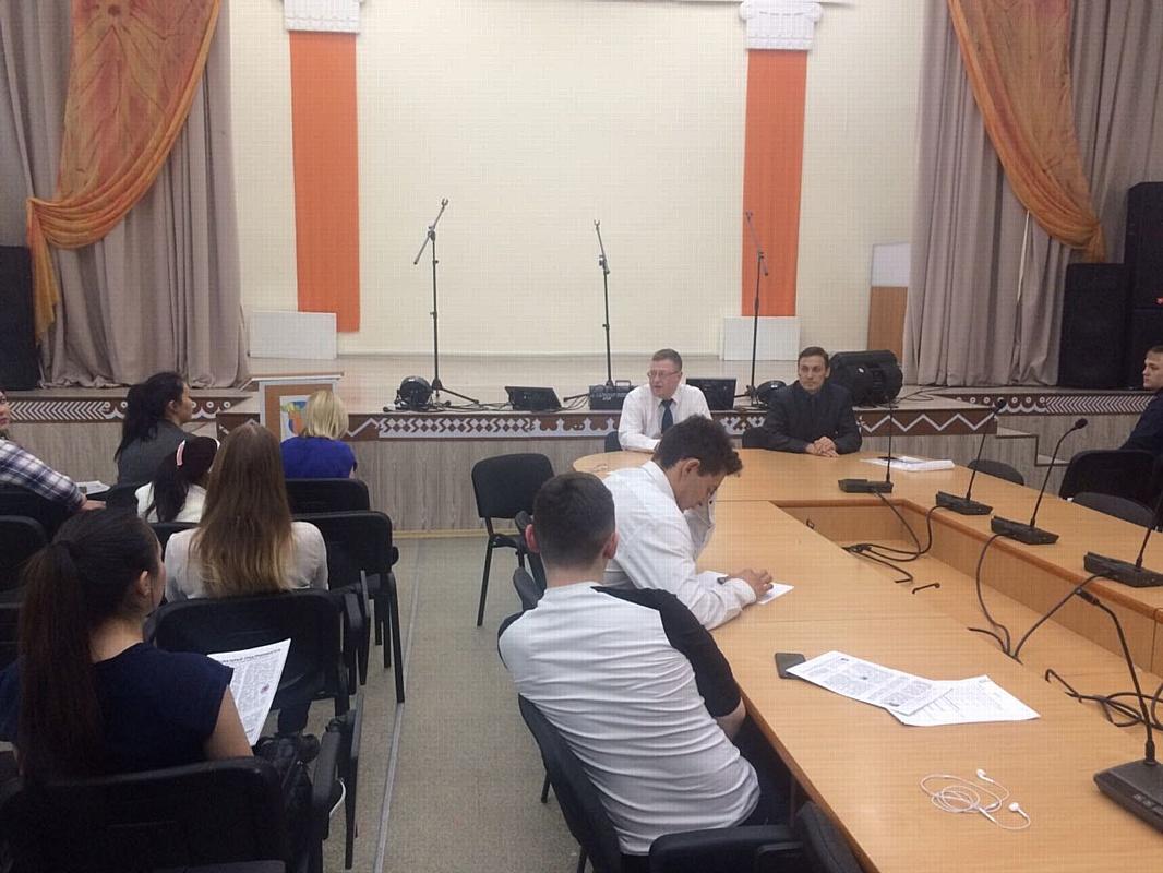 В Дудинке состоялся семинар по социальному предпринимательству.