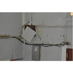 Активисты ОНФ в Москве выявили нарушения при проведении капитального ремонта в многоквартирном доме