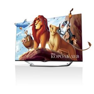LG и Disney объ¤вл¤ют о продлении сотрудничества, расширении коллекции 3D-фильмов в тв LG Smart TV