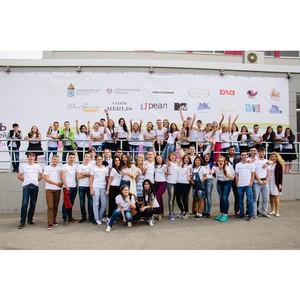 Участники фестиваля телевизионных идей «Ты можешь!» встретились с губернатором Астраханской области