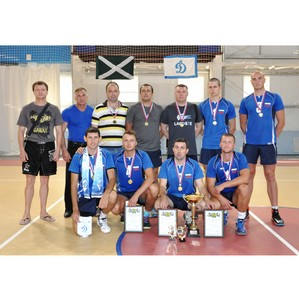 Команда Брянской таможни по волейболу еще раз доказала свое лидерство