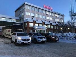 ГК «Альянс-Авто» стала официальным перевозчиком КСП под председательством Д.В. Мантурова