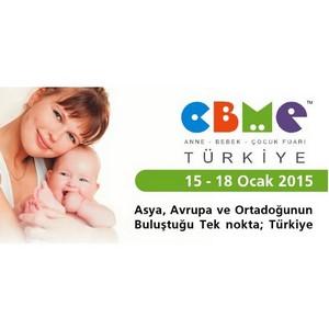 Выставка CBME Turkey готовится к открытию в январе 2015 года