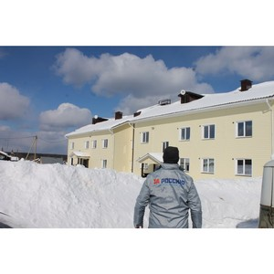 Активисты ОНФ совместно с Фондом ЖКХ проверили дома для переселенцев в Коми