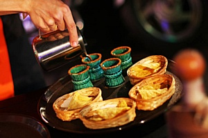 V Фестиваль чая и кофе в Санкт-Петербурге определит лучшего бариста