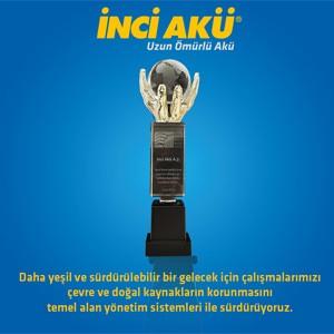 Экологическая инициатива Inci Aku была отмечена почетной наградой