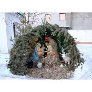 Рождественский вертеп хотят создать при ростовском храме Петра и Февронии