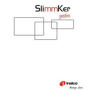 Новинка Inalco: специальная линейка тонкой пищевой керамики Slimmker gastro