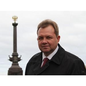 Виктор Павленко: Поморье участвует в импортозамещении оборудования для освоения Арктического шельфа