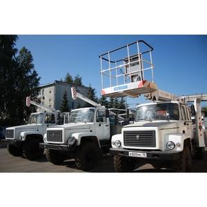 Автопарк Удмуртэнерго пополнили 23 единицы новой спецтехники