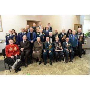 БФ «Система» поздравил ветеранов в преддверии 75-летней годовщины битвы за Москву