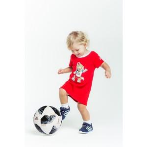Российской компанией будет выпущена коллекция детской одежды к ЧМ по футболу FIFA 2018 в России™