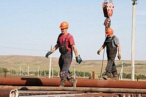 «Саратовнефтегаз» осуществил бурение оценочной скважины на Ириновском месторождении