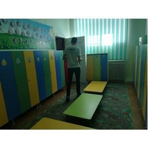 Волгоградские активисты ОНФ оценили состояние детских садов города Волжский