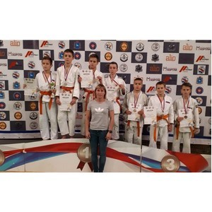 Пензенские дзюдоисты привезли 10 наград с открытого турнира «Гладиатор»