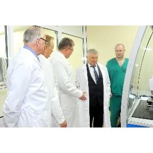 Предприятие «Швабе» посетил заместитель губернатора Новосибирской области