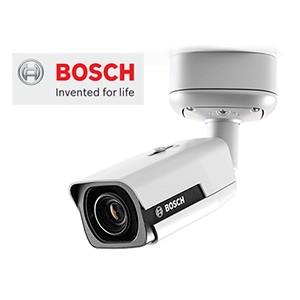Новейшая 2 Мп уличная видеокамера наблюдения с обзором 33° - 100° и диафрагмой DC-Iris от Bosch