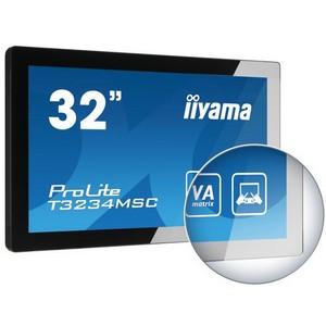 Качество и наглядность: 32-дюймовая сенсорная панель iiyama T3234MSC-B2X