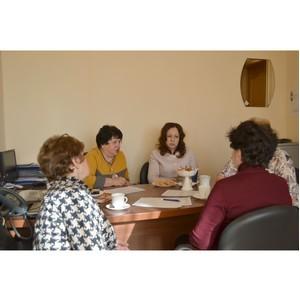 В Совете ветеранов Управления Росреестра обсудили план работы на год