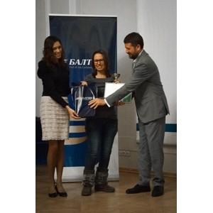 Победители международной студенческой олимпиады СПБГЭУ получили награды от «Балтика»