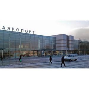 Работа ФКП «Аэропорт Кольцово» за период 01-20 января 2015 г.