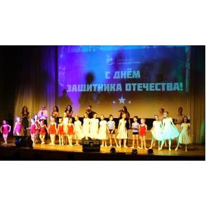 Благотворительный концерт в госпитале имени А.А. Вишневского