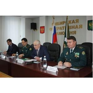 Сибирская оперативная таможня подвела итоги работы за 2018 год
