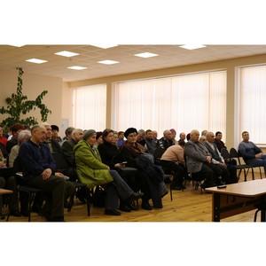 Энергетики Ульяновска обсудили со старшими по домам переход на прямые договоры