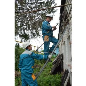 Филиал ОАО «МРСК Центра» - «Тамбовэнерго» повышает надежность электроснабжения