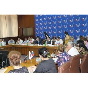 В Дагестане ОНФ провел Общественные слушания СКФО по реализации политики импортозамещения