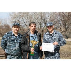 Томская таможня на соревнованиях «Динамо» по стрельбе выиграла «серебро»
